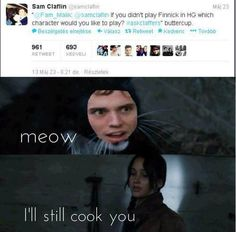 The Hunger Games, Funnyim laughing way too hard at this