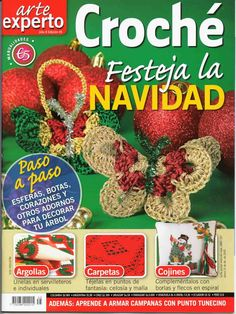 Crochet Magazine En Espanol : 1000+ images about Crochet en Espa?ol on Pinterest Tejido ...