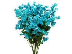 www.efavormart.com-silk flowers, artificial flowers, baby breath, burgundy, silk, flowers, flower, silk flower
