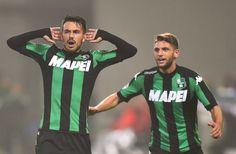 Sassuolo-Juventus, il film della partita