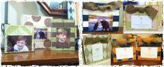 Handmade Custom Block Frames-$10 today only (4/18/12) from Gigi's Petals!