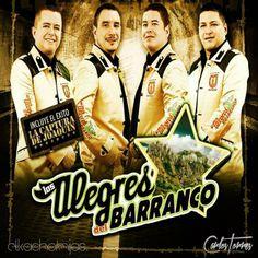 Los Alegres Del Barranco – La Captura De Joaquín 2014 CD