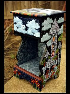 Hand Painted Furniture & Other Artistic Creations by Reincarnations…