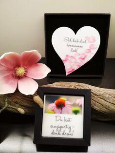 Marmorbilder mit Liebe von Hand gemacht Kakao, Frame, Home Decor, Hand Made, Marble, Schokolade, Amor, Homemade Home Decor, A Frame