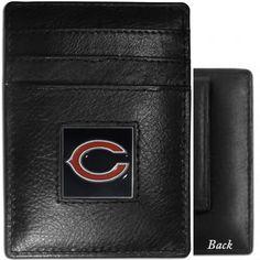 Chicago Bears Money Clip Card Holder