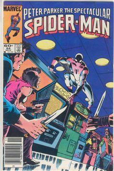 Title: Spectacular Spider-Man (Peter Parker) | Year: 1976 | Publisher: Marvel | Number: 84 | Print: 1 | Type: Regular | TitleId: 5d40f9ff-adb2-4cbd-8b93-352766854c89