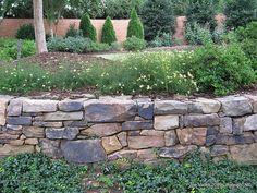 European Stone Wall
