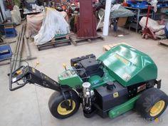 John Deere Aercore Aerator - http://www.machines4u.com.au/browse/Farm-Machinery/Garden-Lawn-Turf-140/Lawn-Turf-Equipment-1074/