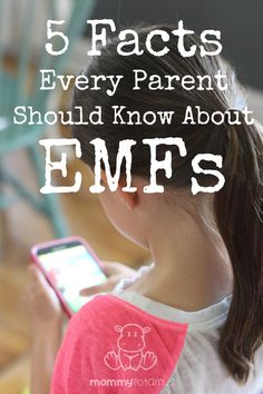 "LOVE THIS! Moms are waking up to cell phone and wifi dangers! ‪#‎ProtectTheChildren‬ ""You may not realize it, but you are participating in an unauthorized experiment – 'the largest biological experiment ever.'"" http://www.mommypotamus.com/5-facts-every-parent-should-know-about-emfs/"