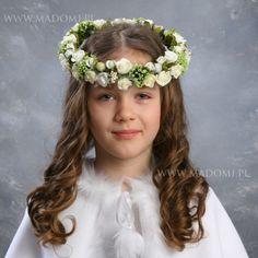 Sliczne Wianuszki Do Komunii Wianki Komunijne Wk53 2240499479 Oficjalne Archiwum Allegro Wedding Day Wedding Communion