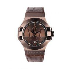 Reloj Potenza Marrón - Relojes