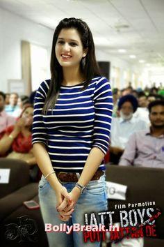 Punjabi Actress Isha Rikhi Hot Photos