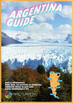 RipioTurismo - Your incoming tour operator in South America Visit Argentina, Argentina Travel, Argentina Culture, Free Maps, In Patagonia, Tour Operator, Where To Go, Wonderful Places, South America