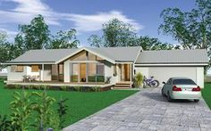 Rotoiti - House Plans New Zealand | House Designs NZ
