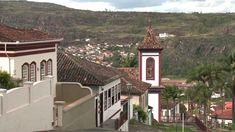 Reportagem especial da TV Brasil sobre a rota do Diamante da Estrada Rea...