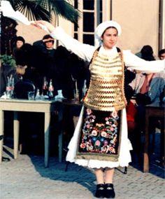 ΔΗΜΟΣ ΔΑΦΝΟΥΣΙΩΝ Greek Traditional Dress, Greek Costumes, Greeks, Board, Collection, Fashion, Moda, Fashion Styles, Fashion Illustrations