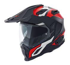Scorpion EXO T1200 Alias Street Casco de moto, XXL, Neón