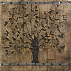 Tree Of Life Art | WALL ART - TREE OF LIFE ON WOOD contents