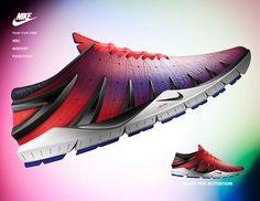 Nike+ Run on Behance