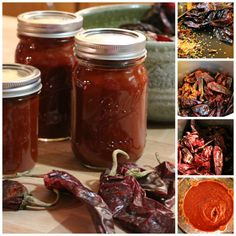 Roasted Red Chile Sa