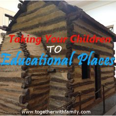 How field trips together can be an intentional thing to do in your parenting! 31 Days of Intentional Parenting