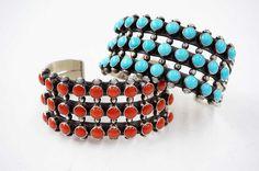 ༻❁༺ ❤️ ༻❁༺ Herman Smith ༻❁༺ ❤️ ༻❁༺ Native American Beauty, Native American Artists, Native American Jewelry, Western Jewelry, Cuff Bracelets, Jewels, Vintage Turquoise, Navajo, Earrings