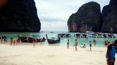 #mayabeach #thailand
