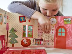 decorate a house with removable stickers