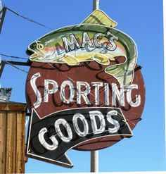 Mac's Sporting Goods ~ Bishop CA