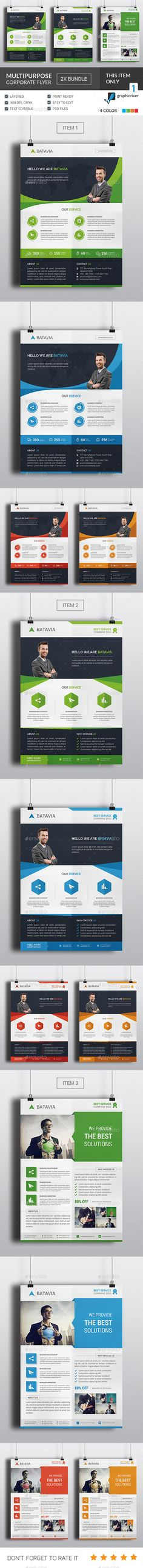 Flyer Template Flyer template, Flyer printing and Business flyer - web flyer template