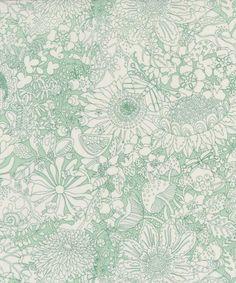 Liberty Art Fabrics Fairy Land Tana Lawn Cotton From The Garden Of Liberty Wallpaper, Fabric Wallpaper, Wallpaper Backgrounds, Liberty Art Fabrics, Liberty Print, Decoupage Printables, Motif Floral, Pretty Wallpapers, Fairy Land