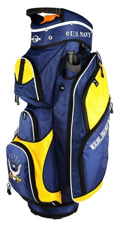 US Navy Military Cart Bag by Ray Cook Golf. Buy now   ReadyGolf.com 4cc04560b4f44