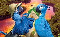 Rio 2 AM) Get movie tickets, find showtimes, watch trailers, see interviews and more. Film Rio, Rio 2 Movie, Disney Pixar, Disney Movies, Disney Bound, Rio 2 Characters, Great Movies, New Movies, Movies Online