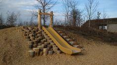 Hill slide Park, Natural, Parks, Nature, Au Natural