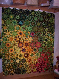 sunflower one block wonder