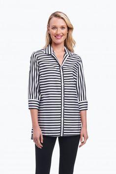 Foxcroft Womens Plus-Size Mary Layered Palms