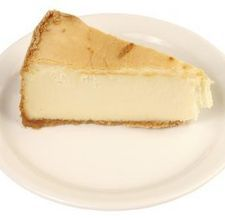 Easy Baked Cheesecake - Simple Recipes so simple.. even i can make it