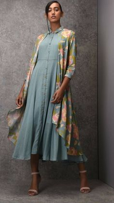 Western Dresses, Indian Dresses, Indian Outfits, Western Outfits, Party Wear Dresses, Casual Dresses, Fashion Dresses, Kurta Patterns, Dress Patterns