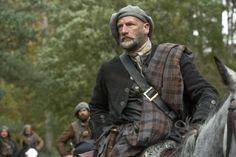 """#Outlander Season 1x02 """"Castle Leoch"""" #DougalMacKenzie #GrahamMcTavish #MurtaghFraser #DuncanLacroix"""