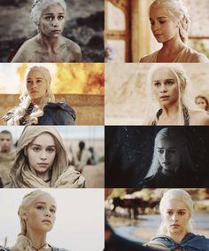 Daenerys Targaryen is my FAVORITE!