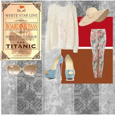 Vintage, created by smepley on Polyvore
