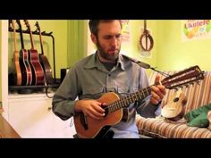 Snowdrop- Played On the Tiple - From our Fingerstyle Ukulele Book - YouTube