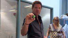 Live-streamed Studio Demonstration: Davide Penso (August 27, 2014)Last half shows blown hollow bead.