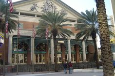Harrah's Casino New Orleans-Located in our favorite city.  We visit yearly.