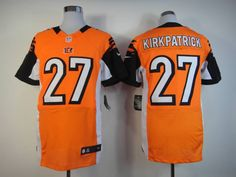 The Nike NFL jersey is made of heavy fabric with nylon diamond weave mesh. Player number, name embroiered on centerof ba