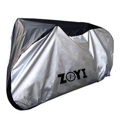 Waterproof Heavy Duty Bike Cover, SizeXL, Polyester Taffeta Material Made, Easy to Install ** See this great product @ http://www.amazon.com/gp/product/B01HETZHT8/?tag=fitnessztore-20&pst=110816001155