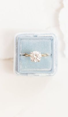 How to care for your engagement ring from @theidolist