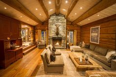 19 ways to make your home feel like a cozy ski chalet Ski Chalet, Hgtv, Skiing, Real Estate, Cozy, House Design, Cabin, House Styles, Furniture