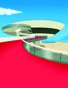 Paolo Mariotti - hommage à Niemeyer