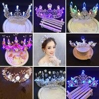 Item Type: Hairwear Fine or Fashion: Fashion Shape\pattern: Plant Material: Crystal Model Number: Lu
